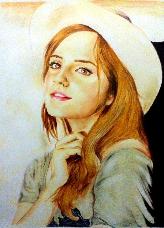 Emma Watson by bega